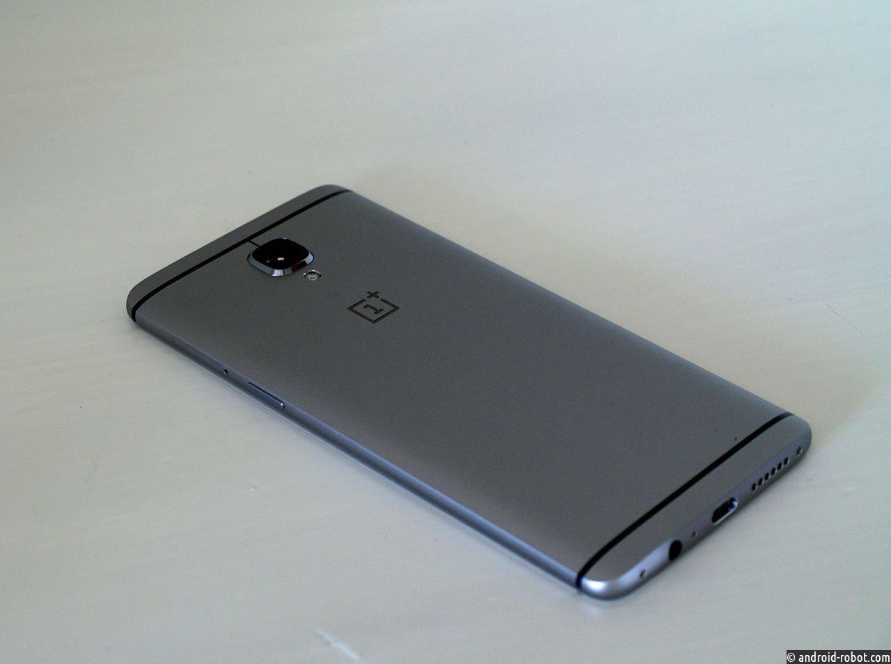 Смартфон OnePlus 6 получит защиту отвлаги ипыли