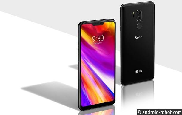 Состоялся официальный анонс флагманского телефона LGG7 ThinQ