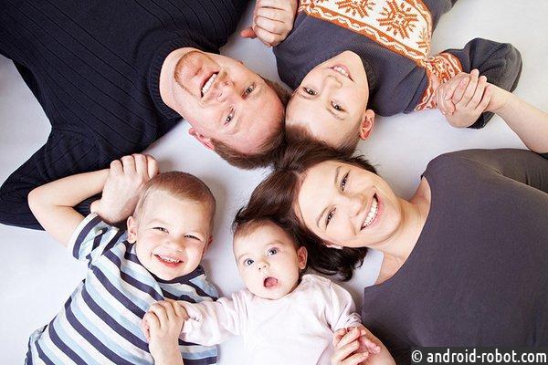 Ученые назвали 6 секретов счастливой семьи