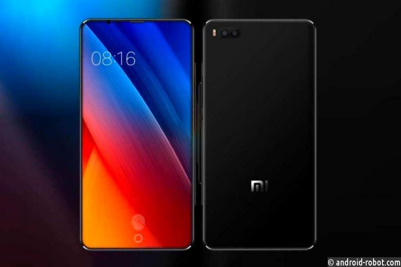 Xiaomi Mi8 засветился наофициальном постере