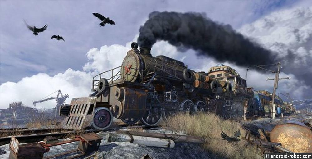 НаE3 покажут абсолютно новый геймплей Metro Exodus