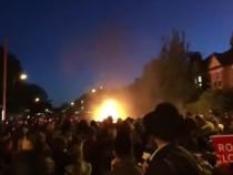 В итоге мощного взрыва встолице Англии пострадали 30 человек