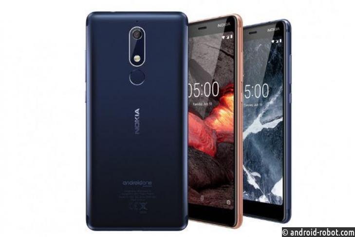 Анонс Nokia 5.1: алюминиевый середняк с18:9 и16-Мп камерой