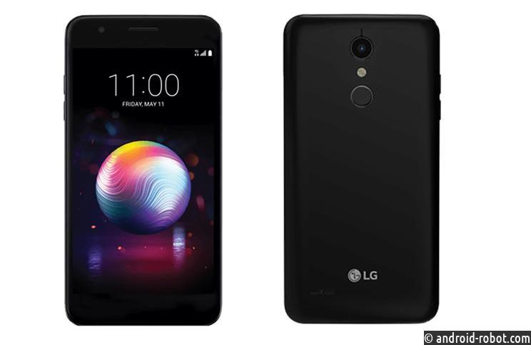LGготовит дешевый смартфон K30
