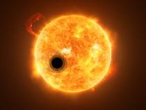 Гелий впервый раз найден ватмосфере экзопланеты