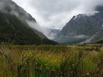 Разлом глубиной с6-этажное сооружение образовался в Новой Зеландии