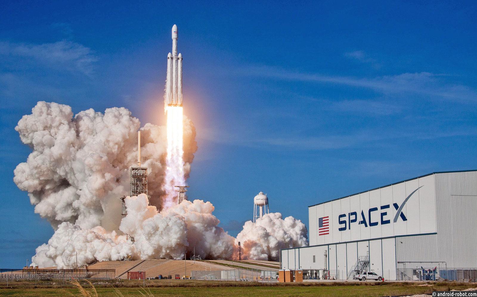 SpaceX отправит наорбиту секретный спутник