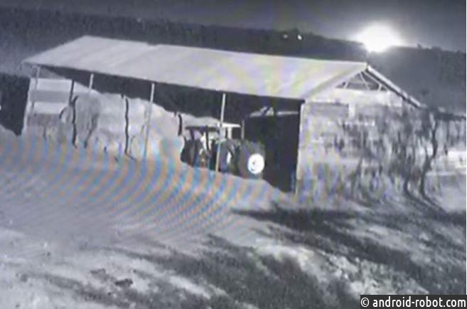 Двухметровый астероид взорвался на юге Африки