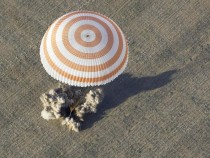 Возвращающийся наЗемлю экипаж МКС перешел накорабль «Союз МС-07»