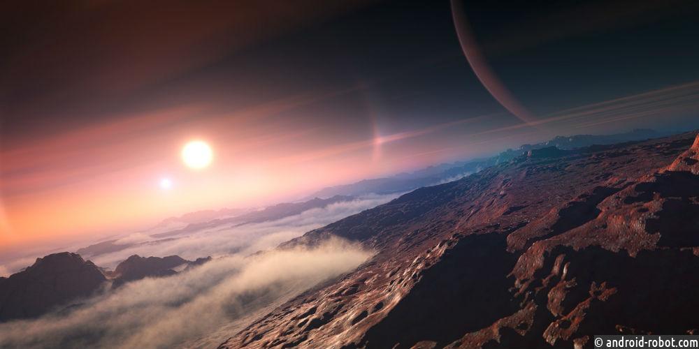 NASA разбработало виртуальные туры поэкзопланетам