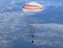 «Союз МС-07» приземлился встепи Казахстана