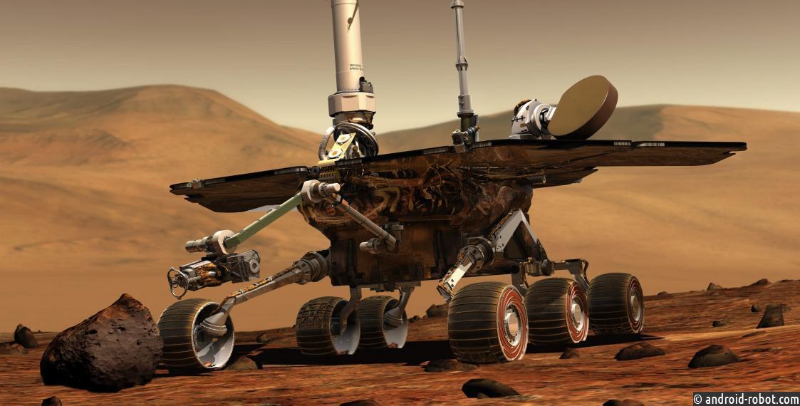 НаМарсе обнаружено подлёдное озеро сжидкой водой