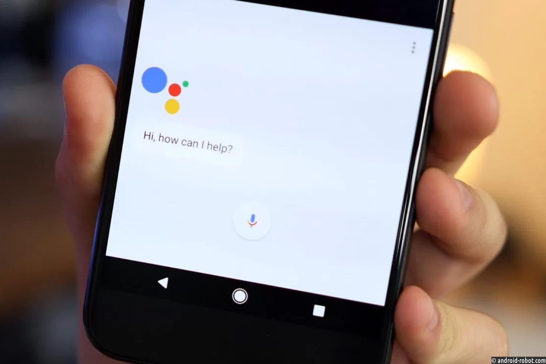 Голосовой помощник Google Assistant научился разговаривать нарусском