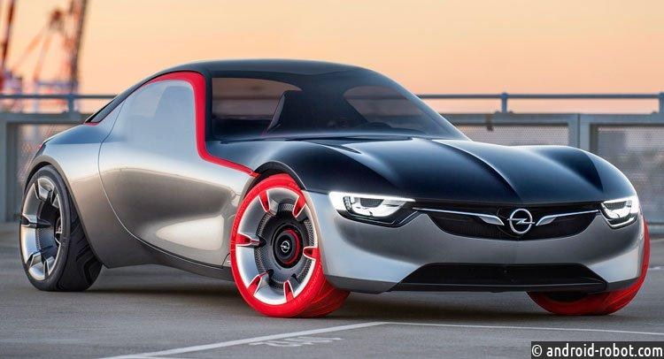 OPEL решил отойти отсложных форм, разработав новый дизайн собственных авто