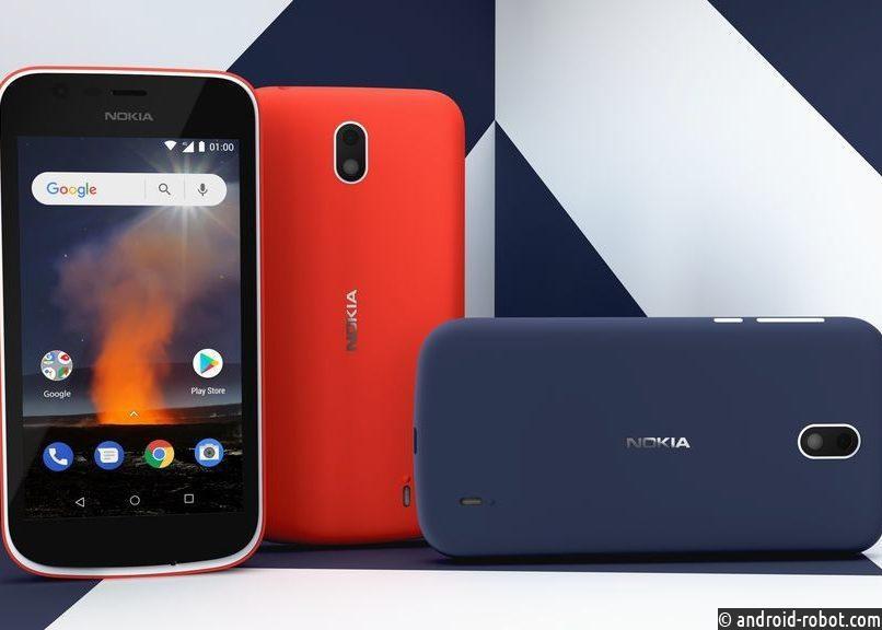 Самый дешёвый смартфон Nokia уже можно приобрести в РФ