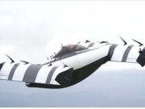 ВСША представили новый летающий автомобиль BlackFly