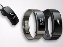 Анонс Huawei TalkBand B5: стильный фитнес-браслет иBluetooth-гарнитура