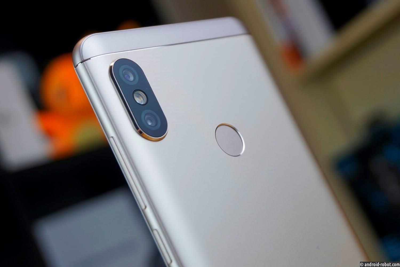 Xiaomi презентовали версию телефона Redmi Note 5 на128ГБ