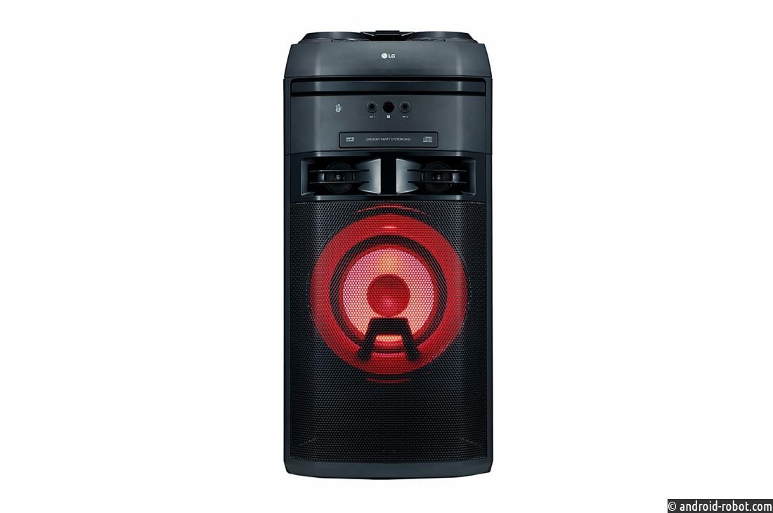 LG представляет на российском рынке новые музыкальные аудиосистемы серии X-Boom