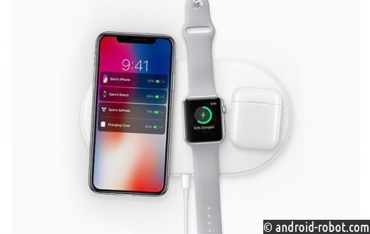 Озвучена стоимость исрок выхода беспроводной зарядки отApple