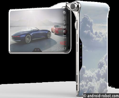 Turing HubblePhone: многоэкранный смартфон будущего споддержкой 5G