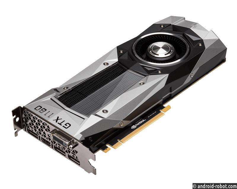 Видеокарту Nvidia GeForce GTX 1180 могут представить 20августа