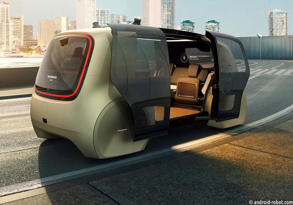 Автономные (беспилотные) транспортные средства