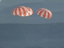NASA проведет заключительное испытание парашютов для космического корабля «Orion»
