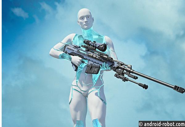 Роботы убийцы будут продаваться на черном рынке, предупреждают эксперты