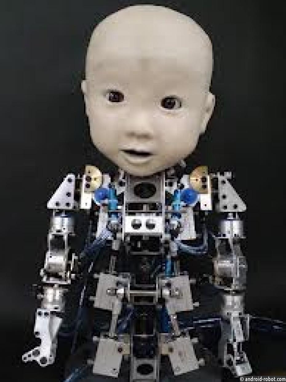 Этот жуткий робот-малыш будет преследовать ваши мечты