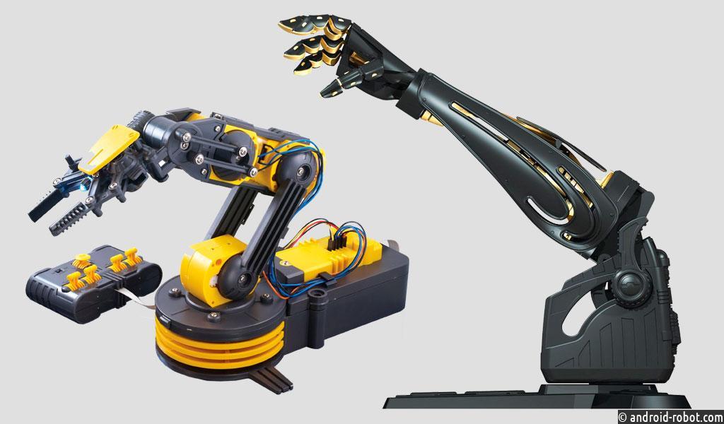 Роборука теперь может хватать незнакомые предметы