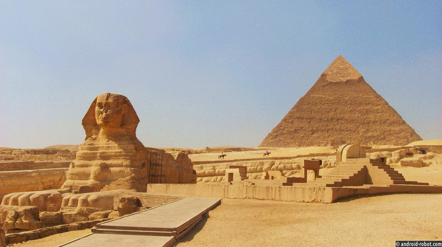 Строительство пирамиды Хеопса: древний папирус раскрывает тайны