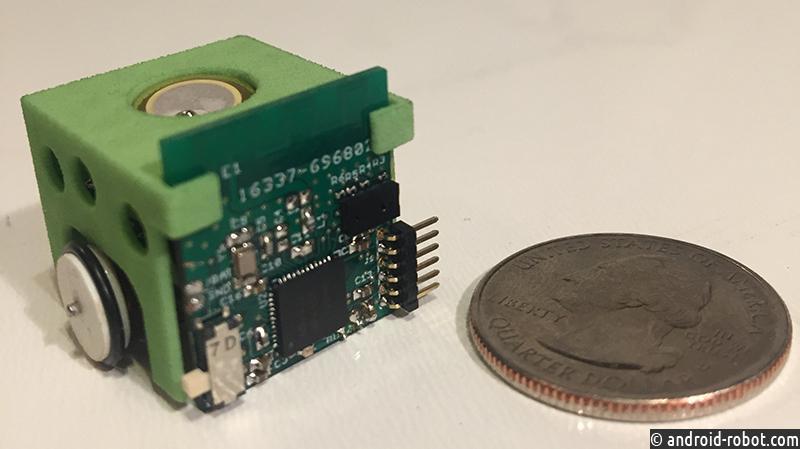 Робот Skoobot разработан для обучения и игры
