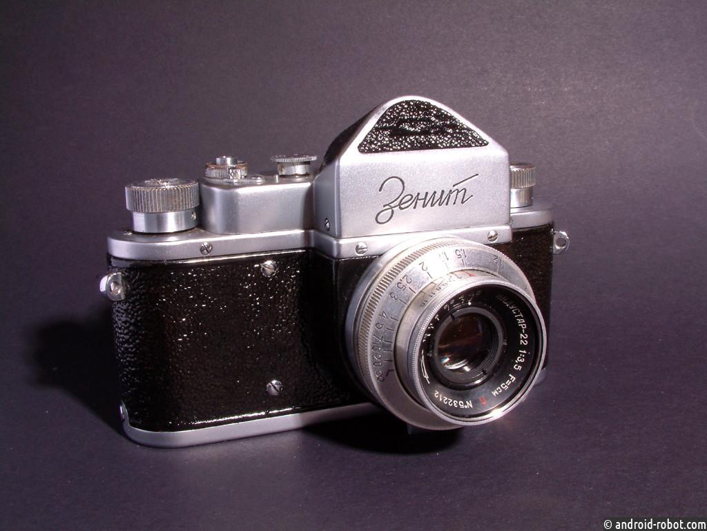 Легендарные фотоаппараты «Зенит» вновь начнут выпускать в РФ