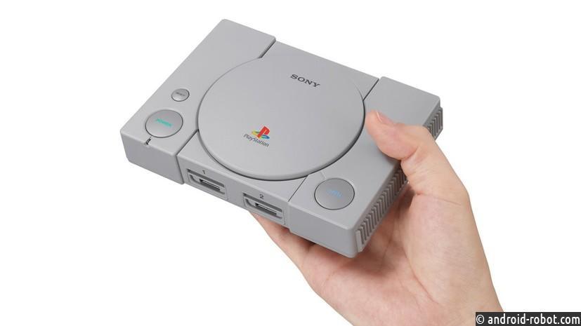 Sony PS Classic пополнит ряды мини-консолей
