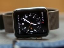 Apple представила умные часы Apple Watch Series 4