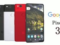 Google представил Pixel 3 в трёх цветах: мятный, белый и чёрный