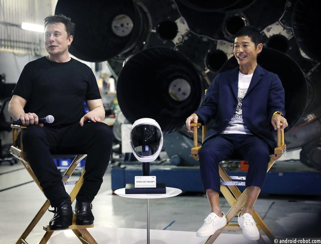 Первый турист SpaceX: Кто такой Юсаку Маэдзава?