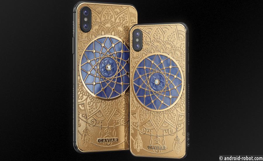 В России новый iPhone Xs превратят в оберег