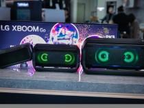 LG представила портативные колонки LG XBOOM Go СЕРИИ PK