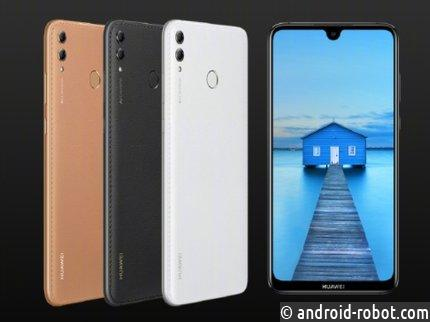 Представлены Huawei Enjoy 9 Plus и Enjoy Max