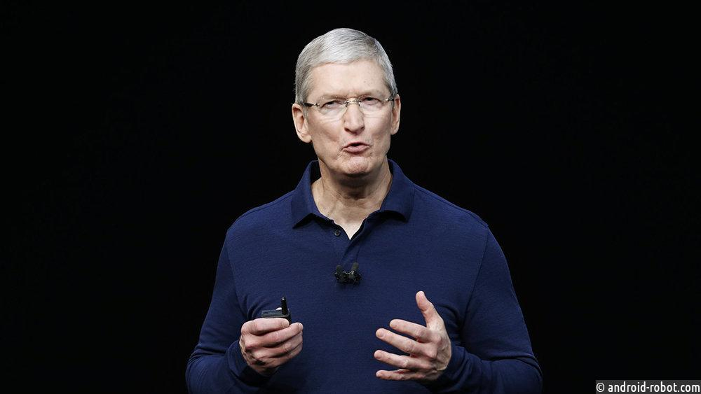 Руководитель Apple потребовал отозвать статью Bloomberg окитайских шпионских чипах