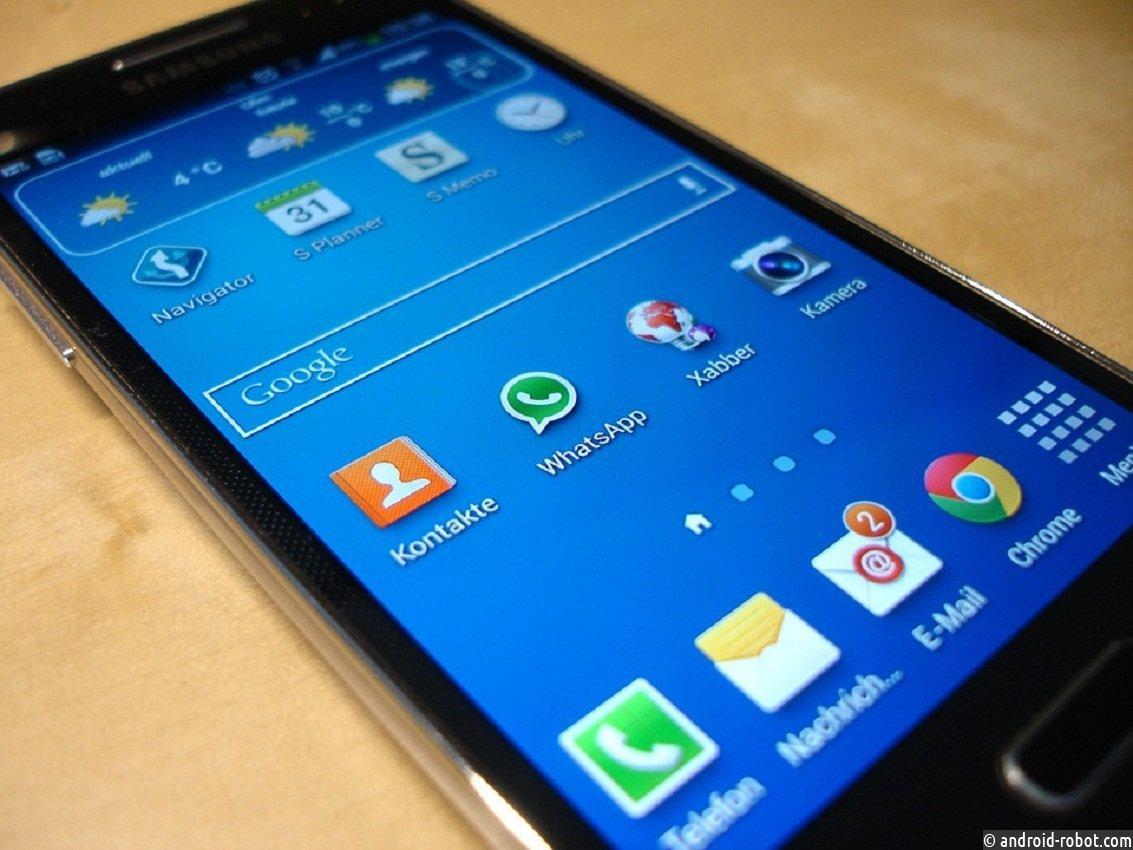 Samsung готовит мобильные телефоны сфронтальной камерой под экраном