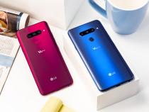 LG представляет V40 ThinQ — новый смартфон с пятью камерами