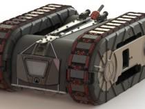 Компания Norden тестирует нового робота для уборки контейнеров