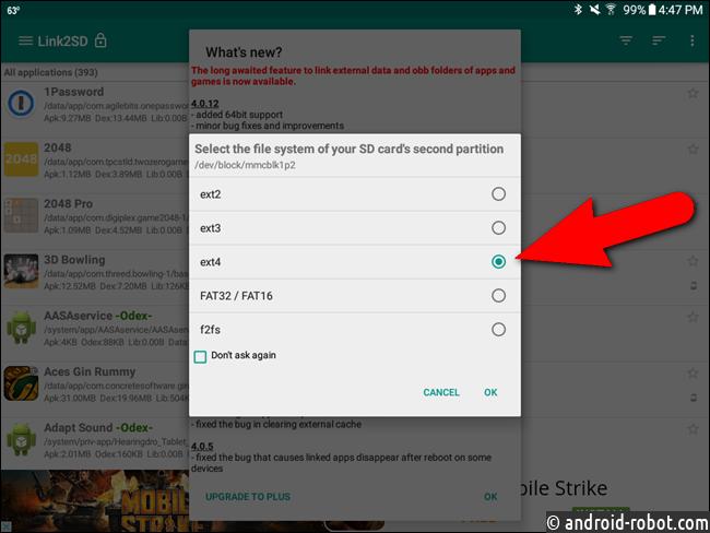 Root Method: Разделите свою SD-карту и переместите любое приложение, которое вы хотите