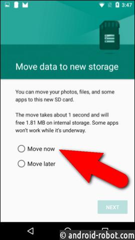 Как установить и переместить приложения Android на SD-карту