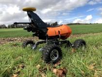 Роботы смогут заменить трактор в сельском хозяйстве