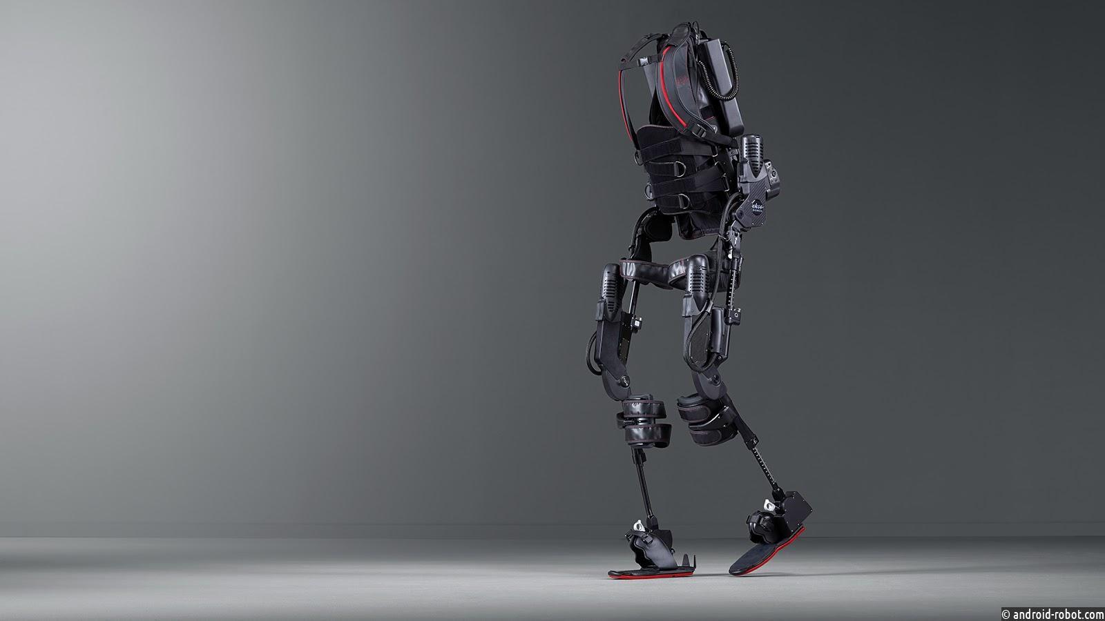 Робот-экзоскелет Cray + будет помогать команде спасателей