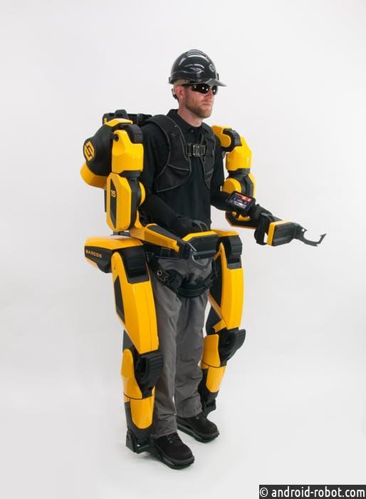 Американская компания представила электрический экзоскелет Guardian XO Max